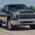 2020 Chevrolet Silverado 2500hd First Test Big Truck In The Little City