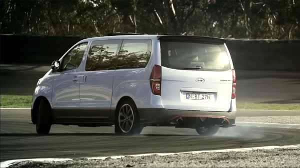 Hyundai iMax N Drift Bus Makes Van Life More Exciting - Motor Trend