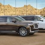 2021 Cadillac Escalade Vs Gmc Yukon Denali Chevy Tahoe High Country Gm S Full Size Suvs Compared