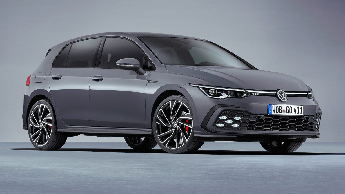 2021 Volkswagen Golf GTD and GTE Are the GTIs You Probably Don't Want and  Can't Have