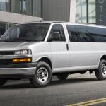 With New 401 Hp V 8 The Chevrolet Express Van Might Live Up To Its Name