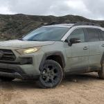 Can You Off Road In A Rav4 Wheelin In The Rav4 Trd Off Road