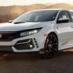 2020 Honda Civic Type R First Drive Review Now Even Sharper