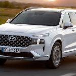 2021 Hyundai Santa Fe First Look Polarizing Exterior Plush Interior