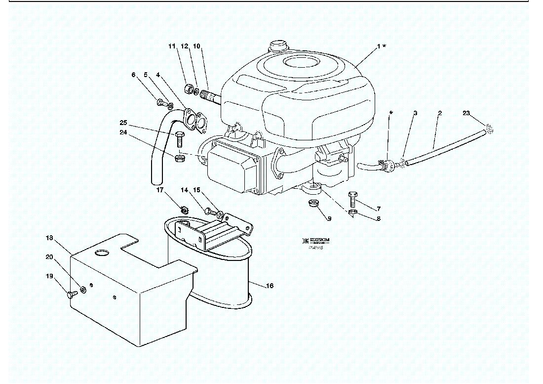 Ersatzteillisten Fur Solo Rasenmaher Motor 12