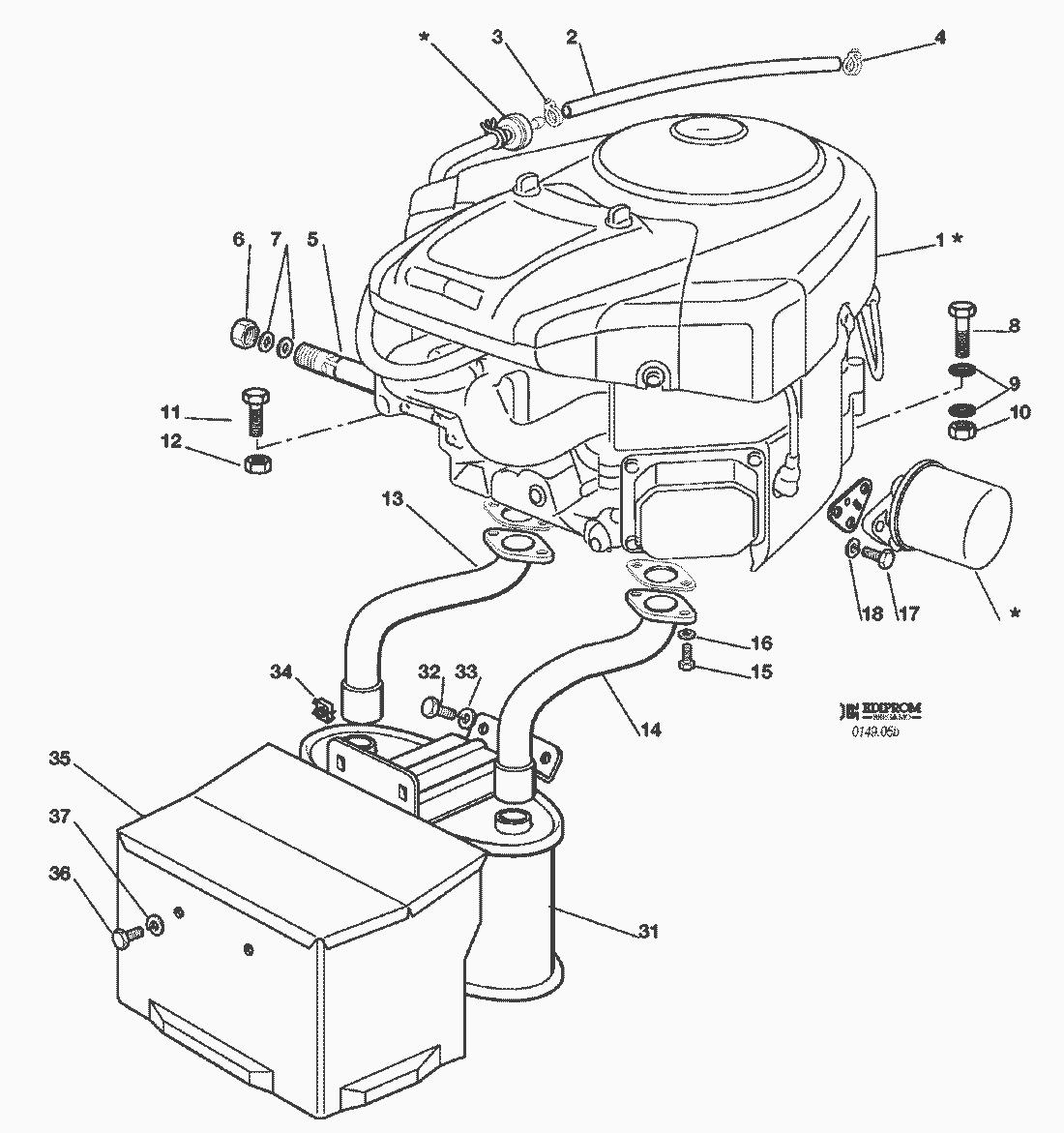 Ersatzteillisten Fur Solo Rasenmaher Motor 18