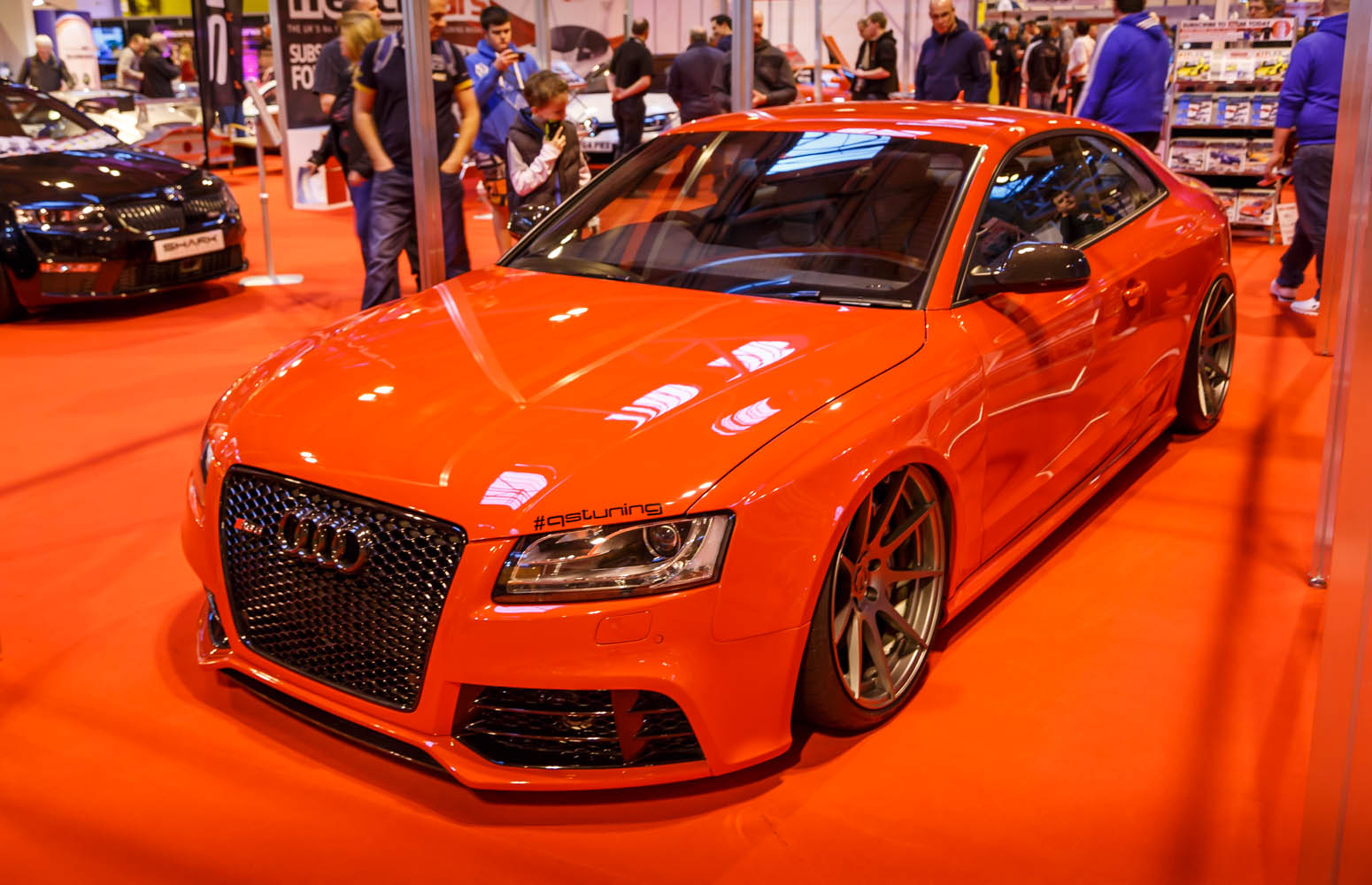 Autosport International 2015 Racing Car Show