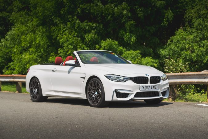 2017 BMW M4 Convertible Competition Package F83 Review