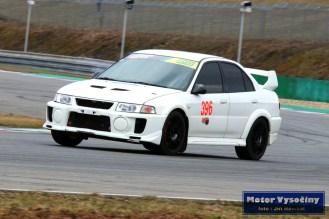 16 - Krystína Fillová - Mitsubishi Lancer EVO - Liqui Moly Racing Team