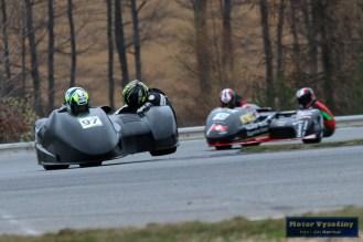 Jarní cena Brna 2018 - International Sidecar Trophy