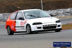31 - Zdeněk Podpěra - Honda Civic Vti - Skalda Racing