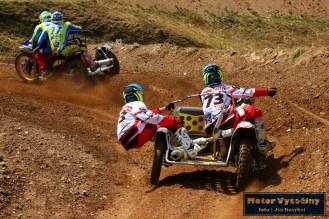27 - MMČR Sidecarcrossu a quadu - Dalečín 2.6.2018