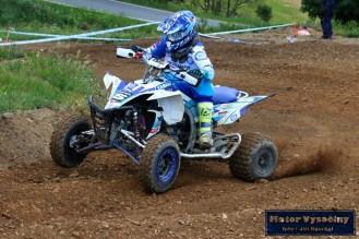 40 - MMČR Sidecarcrossu a quadu - Dalečín 2.6.2018