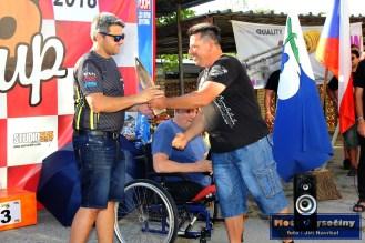 02 - David Komárek dostal ocenění za překonání letitého rekordu tratě