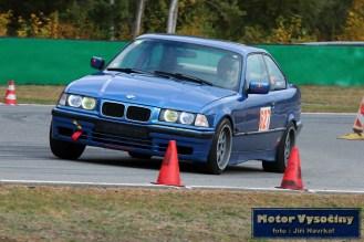 07 - Marek Lukáš - BMW E36- IV. RACE CAR SHOW MREC - Brno - 21.10.2018