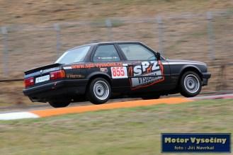 13 - Homola Tomáš - BMW E30- IV. RACE CAR SHOW MREC - Brno - 21.10.2018