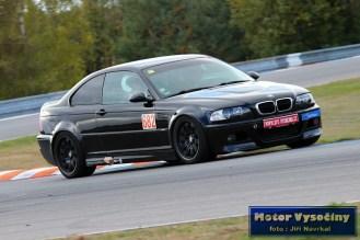 18 - Houska Roman - BMW M3 E46- IV. RACE CAR SHOW MREC - Brno - 21.10.2018