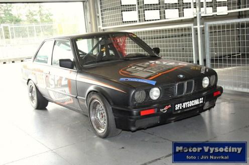 22 - Homola Tomáš - BMW E30- IV. RACE CAR SHOW MREC - Brno - 21.10.2018