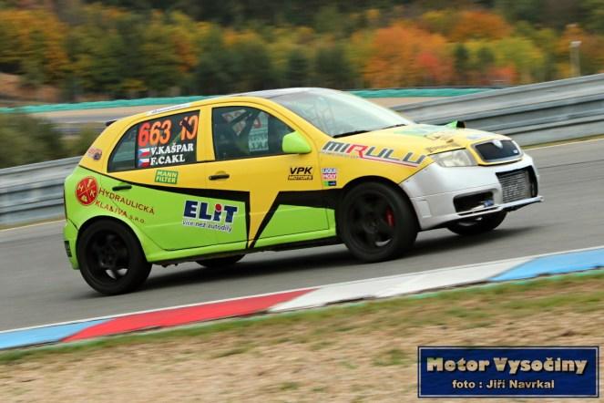 23 - Kožnarová Libuše - Škoda Fabia TDi- IV. RACE CAR SHOW MREC - Brno - 21.10.2018