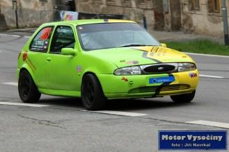36 -Tekal Zdenek - Ford Fiesta - S1-1600 - Zámecký vrch MANN-FILTER 2019