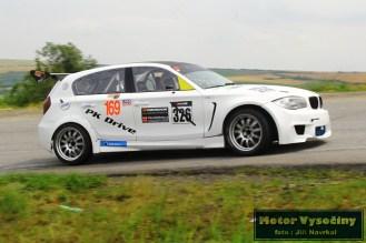 10 - Kubík Daniel - BMW 130i -MREC Násedlovice 2019