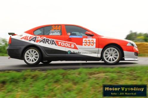 29 - Gruntorád František - Škoda Octavia RS -MREC Násedlovice 2019