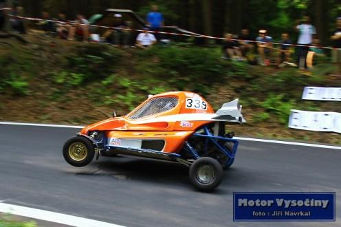 10 - Petr Dlouhý - Sprint Car Barracuda - Ústecká21 2019