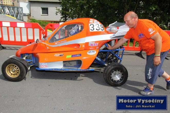 20 - Petr Dlouhý - Sprint Car Barracuda - Ústecká21 2019