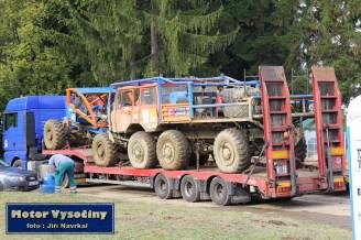 Truck trial - Rančířov - 6.10.2019 - 32