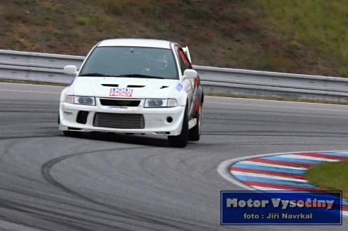 66 - Hybášek Jiří - Mitsubishi Lancer EVO VI - GMS Race Car show - Automotodrom Brno - 19.10.2019