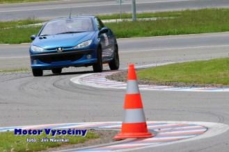 22 - Hrubanová Lenka - Pegueot 206 CC na MRS Trophy Polygon 2020 - Brno