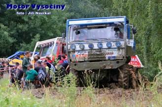 Trucktrial - Pístov u Jihlavy 2020 - 08