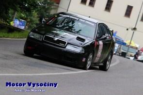 08 - Pospíchal Jakub - Škoda Octavia - E1+2000-2WD - MANN FILTER Zámecký vrch 2020
