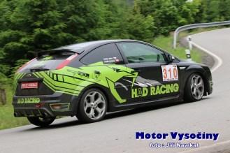 34 - Doubek Vladimír - Ford Focus ST - S1+2000-2WD