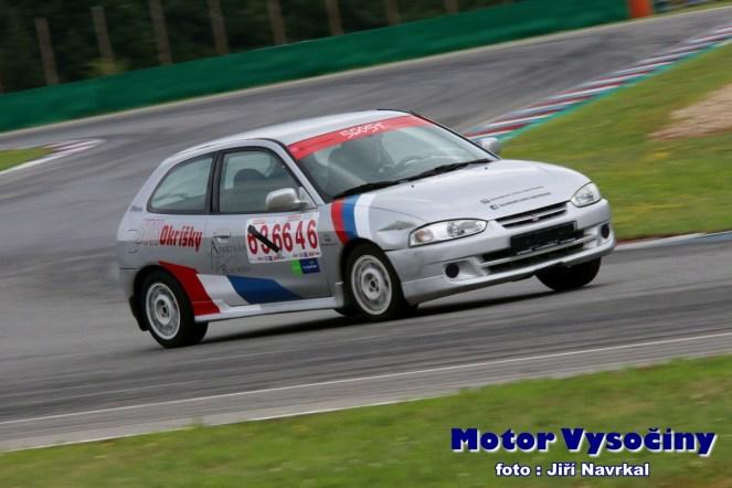 IV. GMS Automotodrom Brno - 11 - Smolík Zdeněk - Mitsubishi Colt - AS-S1-1400