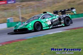 David Komárek s Normou na GMS Automotodrom Brno 2021