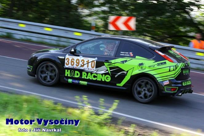 16 - Hury Radek - Ford Focus ST - S1+2000 2WD 01