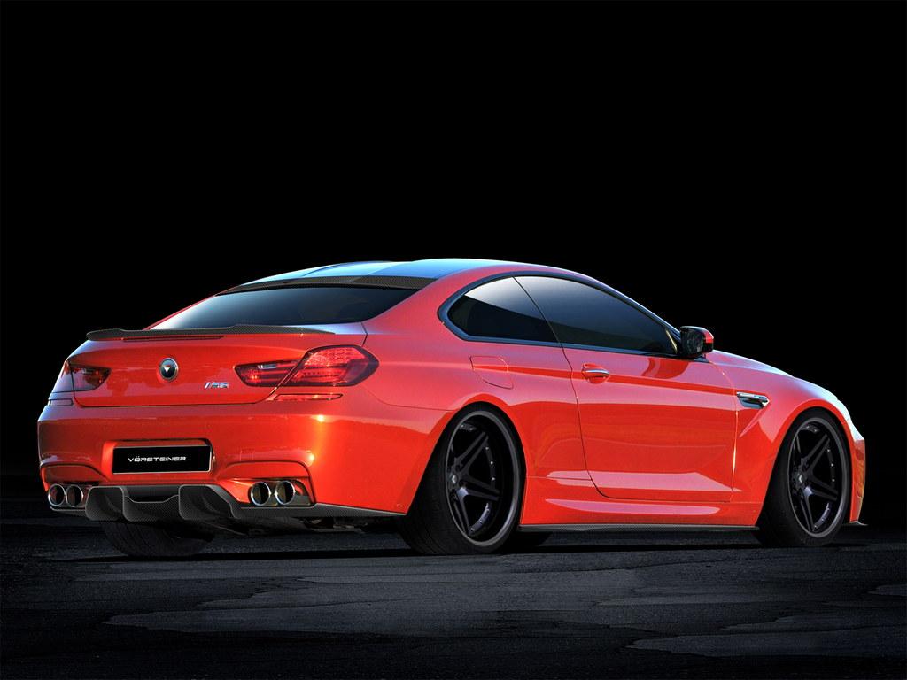 Vorsteiner BMW M6 F12 Teased Again