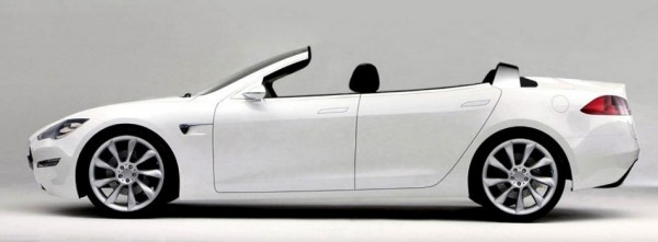 Tesla Model S Convertible 3 600x221 at NCE Receives 100 Orders for Tesla Model S Convertible