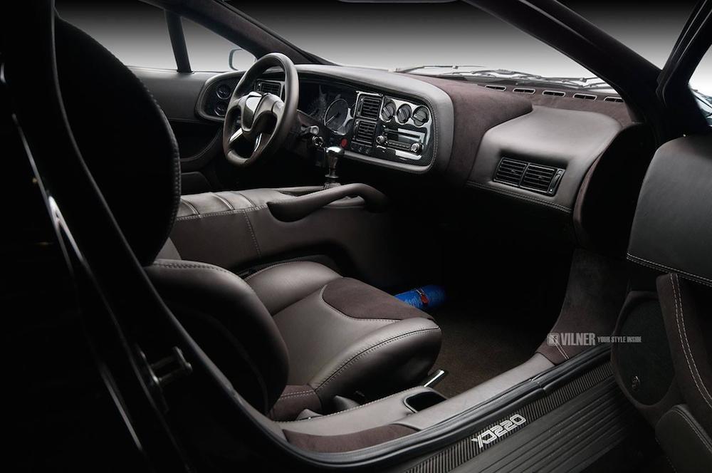 Jaguar XJ220 Interior Refined By Vilner