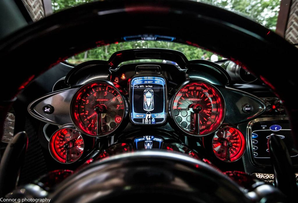 Meet The One Off Pagani Huayra The King