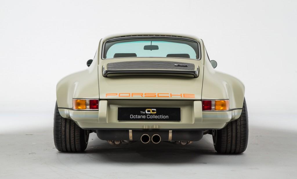 Magnificent Porsche 911 Restomod By Theon