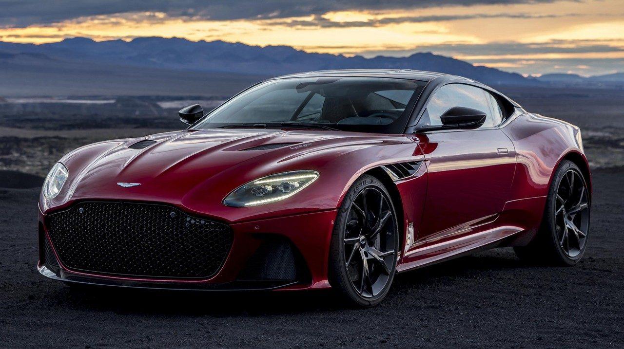 Aston Martin DBS Superleggera Is A DB11 On Steroids