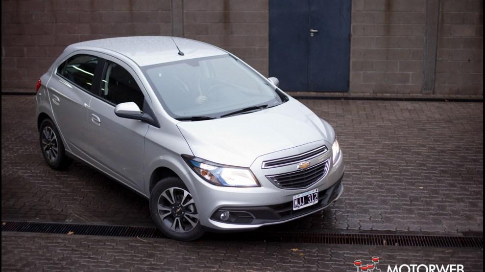Probamos El Chevrolet Onix 14 Ltz