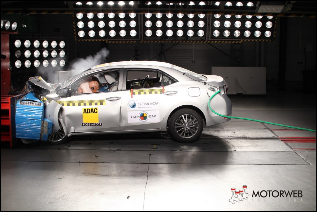 2014 Toyota Corolla Latin NCAP 04