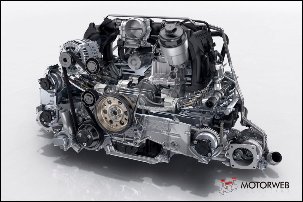 Porsche 911 Carrera Turbo 2016 Motorweb Argentina 03