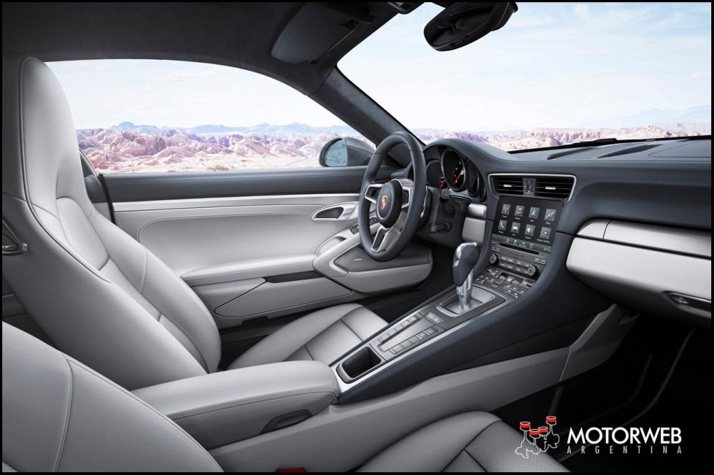 Porsche 911 Carrera Turbo 2016 Motorweb Argentina 13