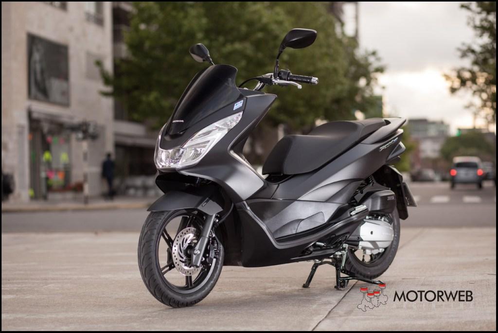 Prueba de motos honda pcx150 for 2017 honda pcx 150