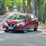 Prueba: Nissan Versa Exclusive CVT