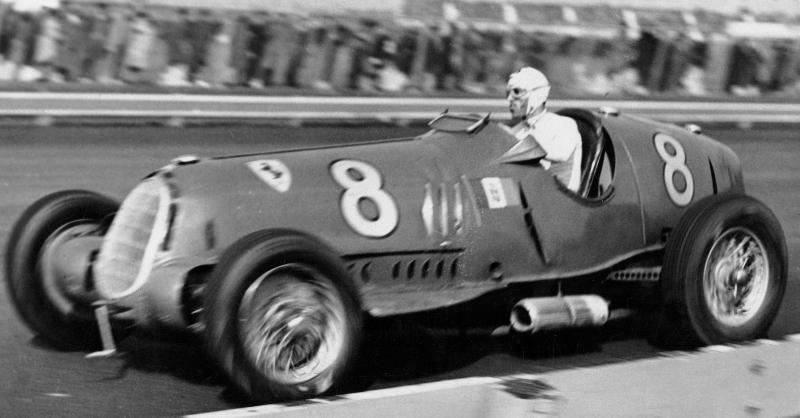 Nuvolari's most reckless races | Motor Web Musemum